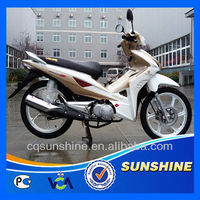SX110-12C Cheap Moped EEC Stander 125CC Cub Motorcycle