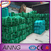 China factory supply green construction safety protection net/building plastic fence