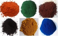 China manufacturer supply pigment for water based paints(free sample)
