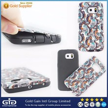 [GGIT] TPU+PC Cell Phone Cover Case for Samsung for Galaxy S6 Edge