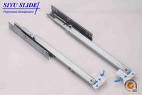 3 Fold Undermount Concealed Slide, Undermount Soft Close Drawer Runner