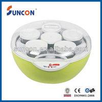 Green electirc yoghurt making machine,yogurt maker,yogurt maker with 6 cups