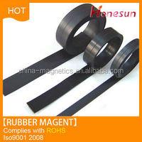 permanent pieces rubber magnet
