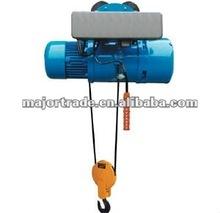 12m/min rápida velocidad de cuerda de alambre alzamiento eléctrico
