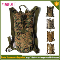 Custom Tactical Military Hydration Pack With TPU Water Bladder Bag