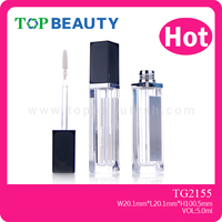 TG2155- 5ml Square LED Light Lip Gloss Containers