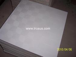 Traditional Pattern Gypsum Ceiling Board
