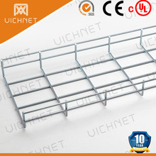 GI wire mesh cable tray cable trunk