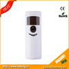 Automatic Air Freshener Dispenser With Factory Price white ABS Plastic Hotels Public Washrooms Perfume Dispenser