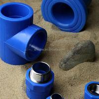 SHRH OEM ppr plastic pipe/water meter filter pipe fitting