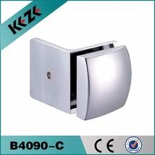 B4090-C New design bathroom glass sliding door glass stand off fixings