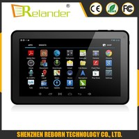 Allwinner A23 Dual Core android 4.4 10.1inch tablet pc