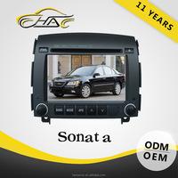 Wince 6.0 Car Radio for Hyundai Sonata With GPS/ Bluetooth/ USB/ SD/ Rear-view Camera