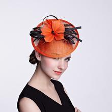China Feather Fascinator Headband