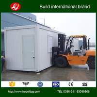 fast build container kiosk, economic sentry box, movable modular shipping container cafe shop
