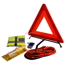 Car Emergency Safety Warning Triangle Kits/With Safety Vest