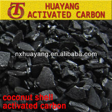 iodine value 1000mg/g coconut activated carbon for gold smelting