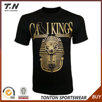 custom made men promotional t shirt for wholesale
