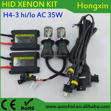 35w AC hi/lo xenon kit h4