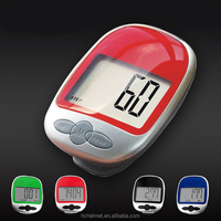 ECO Digital LCD Belt Clip Pedometer with Walking Steps / Calorie / Distance Counter