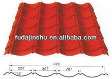 perforated corrugated metal