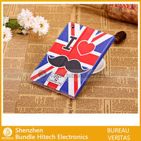 Factory Price Total 12 Colors 360 Degree Rotating PU Leather Case for iPad 2/3/4
