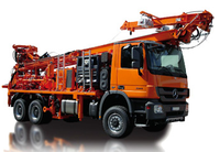UH4 Truck Mounted Water Well Drilling Rig