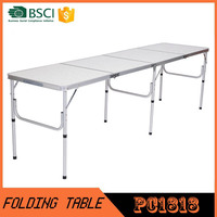 Portable Lengthening Camping 4 Folding Table