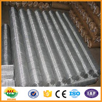 Ss Flat Woven 304 316 Ss Wire Stainless Steel Wire Mesh