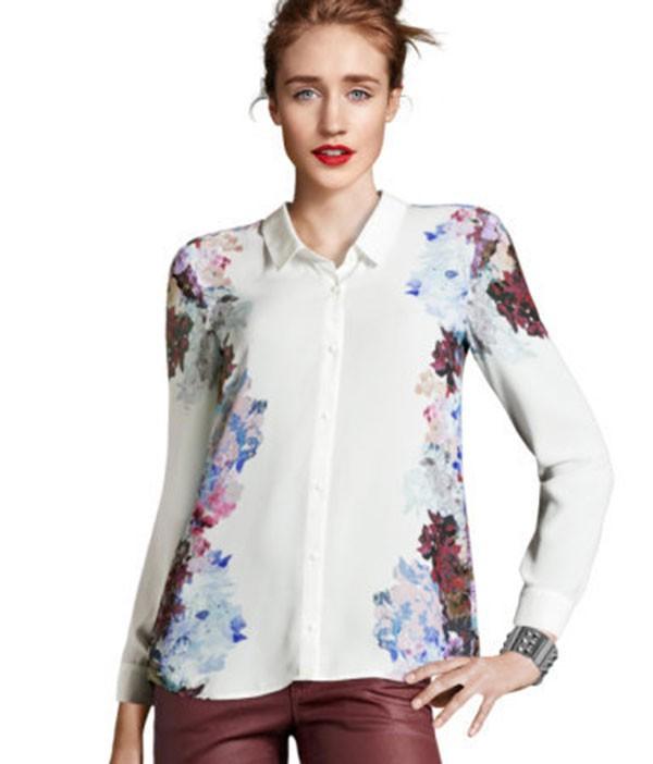 Женские Блузки И Рубашки 2014