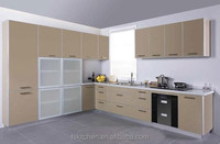 kitchen furniture stainless steel kitchen cabinet with stainless steel countertop