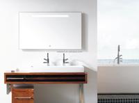 bathroom mirror cabinet with light