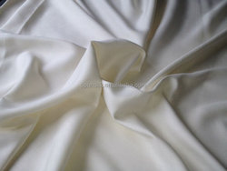 hot sell 210nm/2 spun silk made pure Pakistan boski silk fabric from Tongxiang city for garments