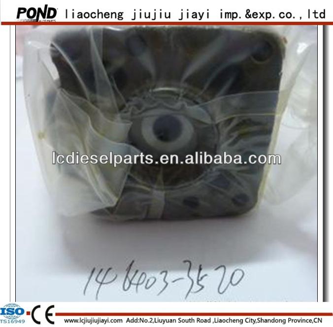 De combustible diesel de inyección de piezas de la bomba denso ve la cabeza del rotor 146403-3520