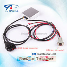 it can provide communication protocol gps car tracker obd ii with ECU diagnostic