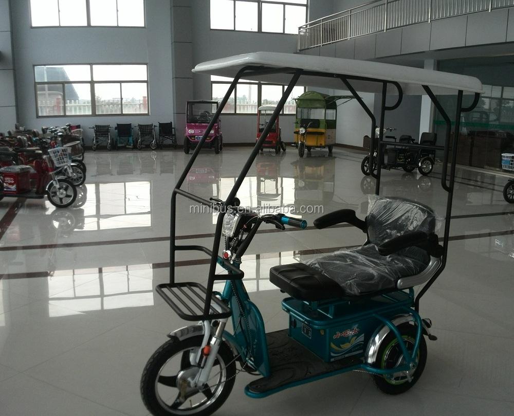 Dreirad Mit Dach Dreirad Roller Mit