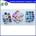 Diseño patentado! MoYu WeiLong V2 ( versión mejorada ) muy suave cubo de la velocidad competencia versión cubo mágico, juguete cubo mágico