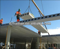 Precast Concrete Hollow Core Slab Machinery/equipment manufacturing of reinforced slab