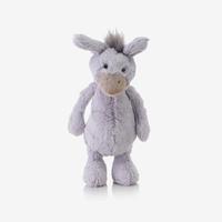 donkey stuffed toy/ china soft baby cute toy plush donkey/plush donkey