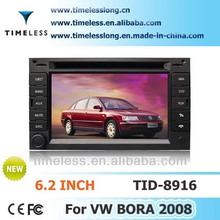 Special car dvd player for VolksWagen PASSAT B5/Golf 4/Bora/polo(TID-8916)-HOTSALES