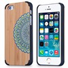 wood case for iphone 5 fashion desgin printing for iphone 5s wooden case good quality hot new products
