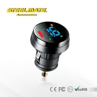 Steelmate TP-75 P android tire pressure monitor for car,solar power system,tpms bike