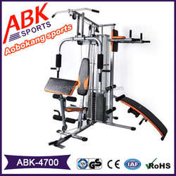 easy installation one/multi station home gym market popular style,multi-purpose home gym equipment