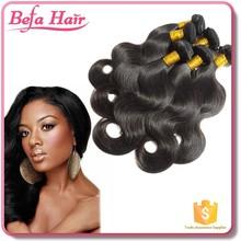 Best Fashion Brazilian Body Wave Human Hair 16 Inch Hair Extension