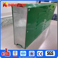 PC sheet Noise barrier system/Sound barrier mesh/noise barrier