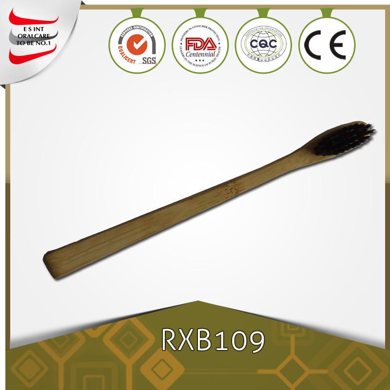 Tratamiento anti- bacteriana del carbón de leña de cepillo de dientes