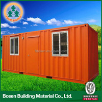 20 feet truck container house