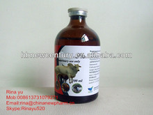 Oxytetracycline base 5% injectable solution for veterinary use only