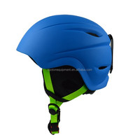 china factory wholesale leather ski helmet for kids