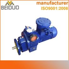 Customized drawing welcome agricultural machines gear box casting